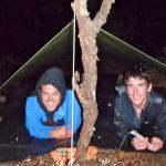 Outward Bound Camping - David from Dubzz Digital Marketing Rotorua