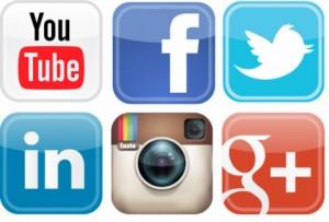 Dubzz Digital Media Social Media Icons